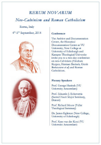 Rerum Novarum Conference 4–5 September 2014, Rome, Italy
