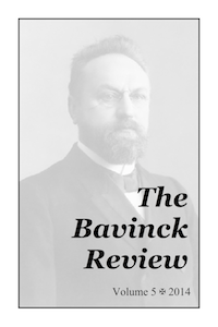The Bavinck Review 5 (2014)