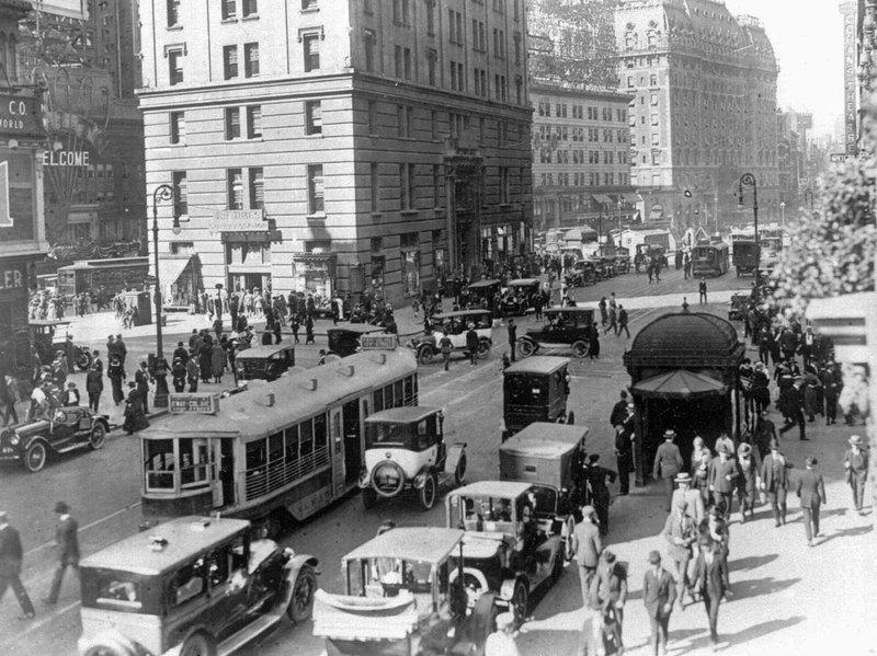 New York 1919, 1920